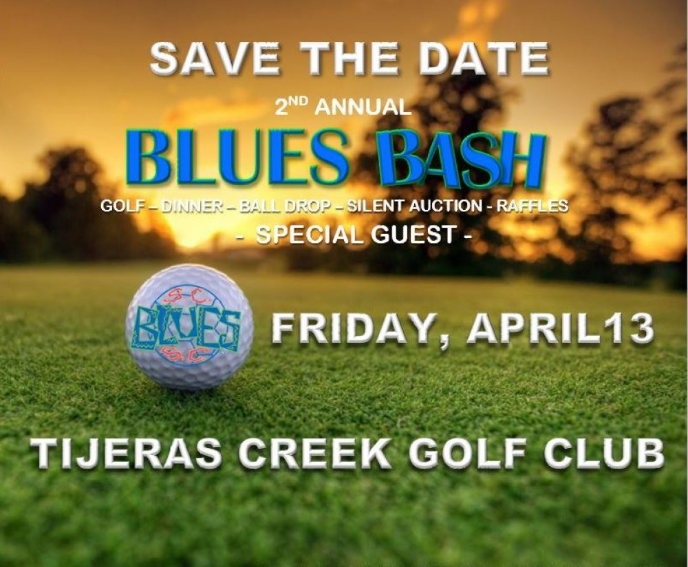 Blues bash 2018 the so cal blues will host the 2nd annual blues bash on friday april 13th at tijeras creek gc this fundraiser will include a golf tournament scramble spiritdancerdesigns Choice Image